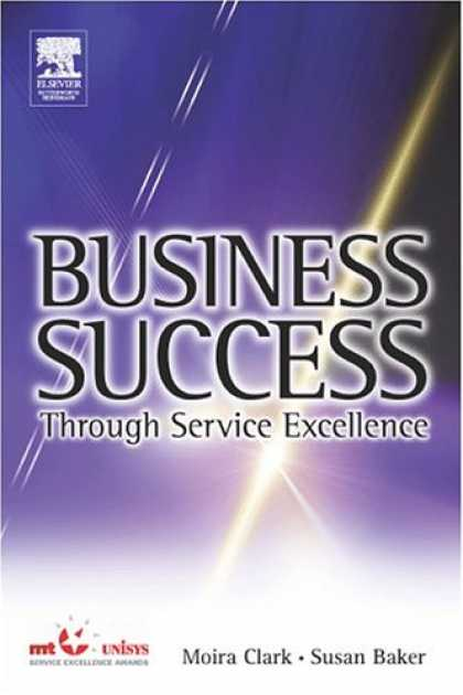Books About Success - Business Success Through Service Excellence