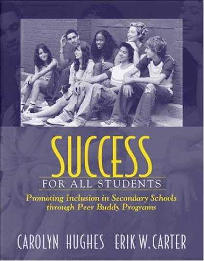 Books About Success - Success for All Students: Promoting Inclusion in Secondary Schools Through Peer