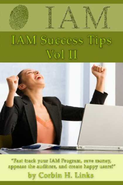Books About Success - Iam Success Tips: Planning & Organizing Identity Management Programs