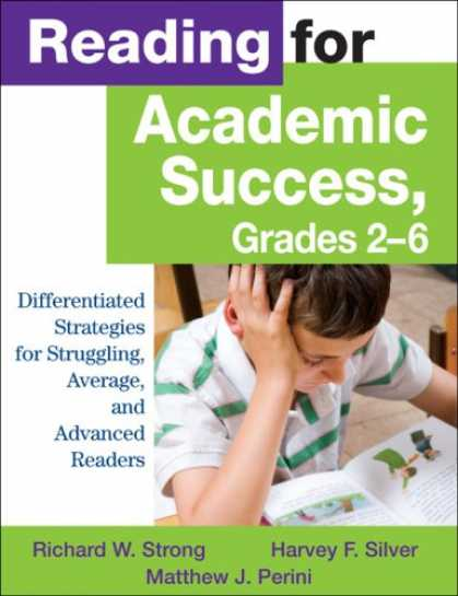 Books About Success - Reading for Academic Success, Grades 2-6: Differentiated Strategies for Struggli