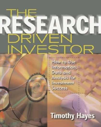 Books About Success - The Research Driven Investor: How to Use Information, Data and Analysis for Inve