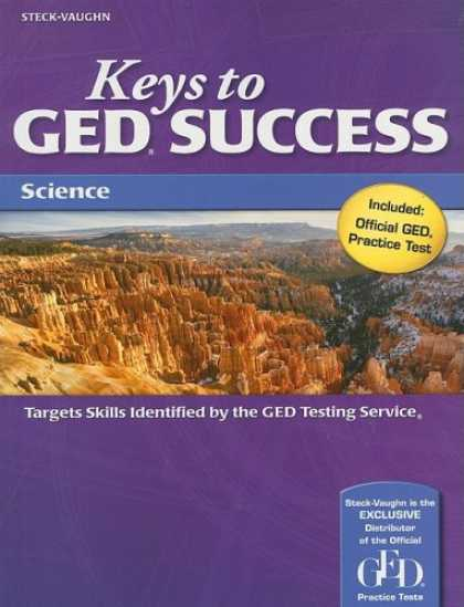 Books About Success - Keys to GED Success: Science