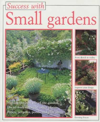 Books About Success - Success with Small Food Gardens