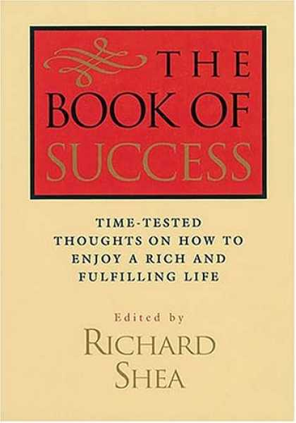 Books About Success - The Book Of Success