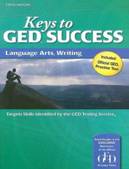 Books About Success - Keys to GED Success Writing