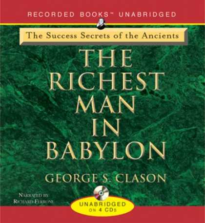 Books About Success - Richest Man in Babylon - The Success Secrets of the Ancients