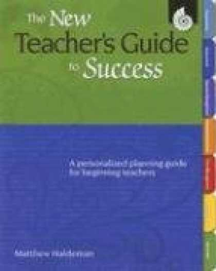 Books About Success - The New Teacher's Guide to Success