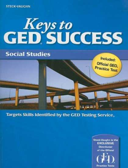 Books About Success - Keys to GED Success: Social Studies