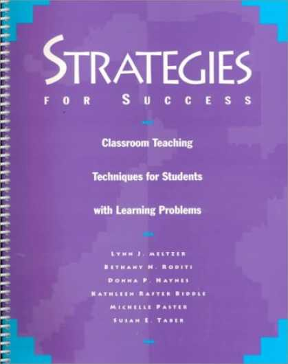 Books About Success - Strategies for Success: Classroom Teaching Techniques for Students With Learning