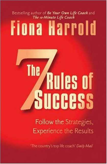 Books About Success - The Seven Rules of Success