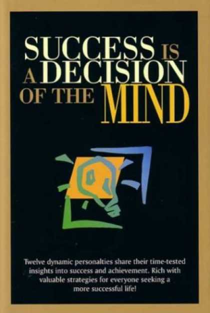 Books About Success - Success Is a Decision of the Mind