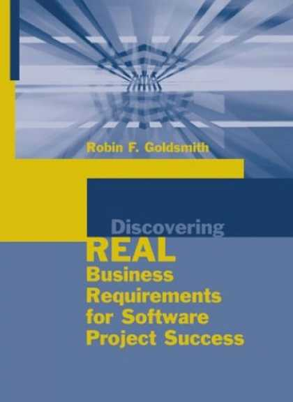 Books About Success - Discovering Real Business Requirements for Software Project Success (Computing L