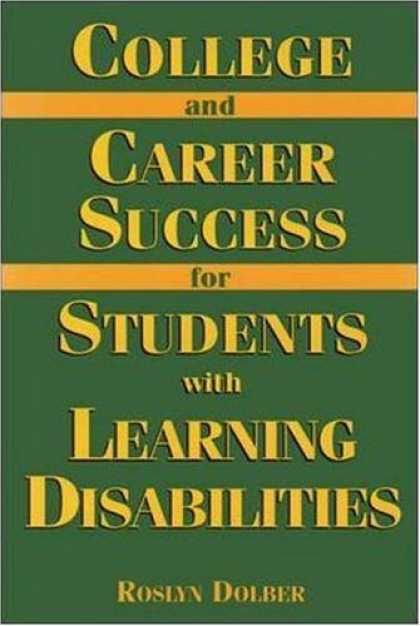 Books About Success - College And Career Success For Students With Learning Disabilities