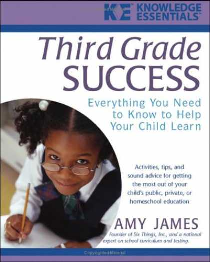 Books About Success - Third Grade Success: Everything You Need to Know to Help Your Child Learn