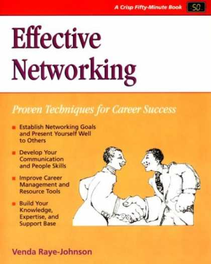 Books About Success - Effective Networking: Proven Techniques for Career Success (50 Minute)