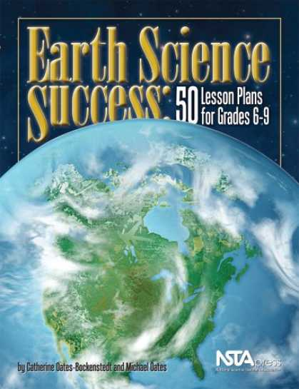 Books About Success - Earth Science Success: 50 Lesson Plans for Grades 6-9 (#PB226X)