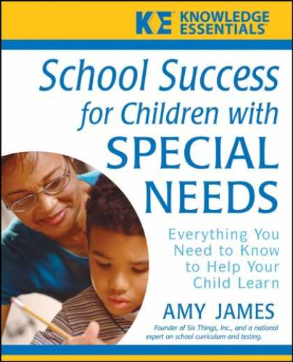Books About Success - School Success for Children with Special Needs: Everything You Need to Know to H