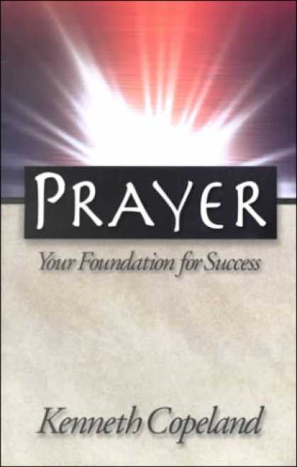 Books About Success - Prayer: Your Foundation for Success