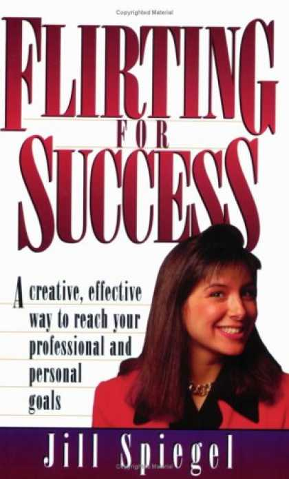 Books About Success - Flirting for Success
