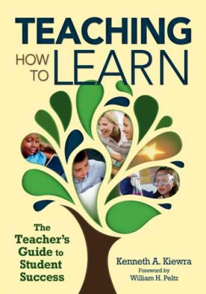Books About Success - Teaching How to Learn: The Teacher's Guide to Student Success