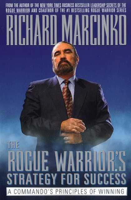 Books About Success - The ROGUE WARRIORS STRATEGY FOR SUCCESS