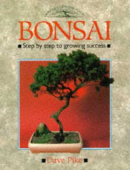 Books About Success - Bonsai: Step By Step to Growing Success (Crowood Gardening Guides)