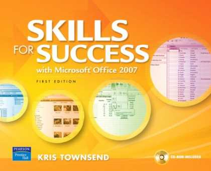 Books About Success - Skills for Success Using Microsoft Office 2007