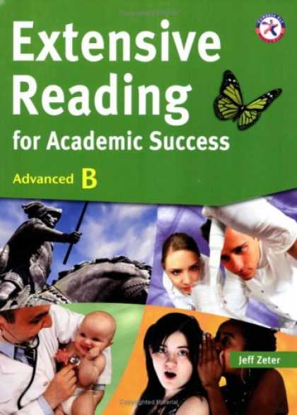 Books About Success - Extensive Reading for Academic Success, Advanced B (w/Answer Key)