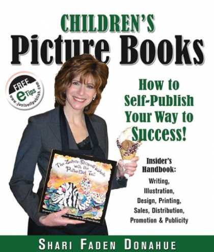 Books About Success - Children's Picture Books: How to Self-Publish Your Way to Success!