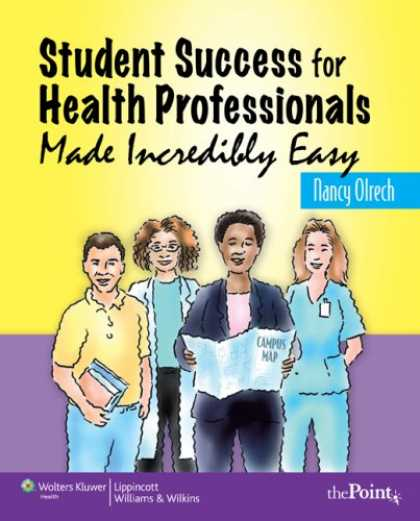 Books About Success - Student Success for Health Professionals Made Incredibly Easy