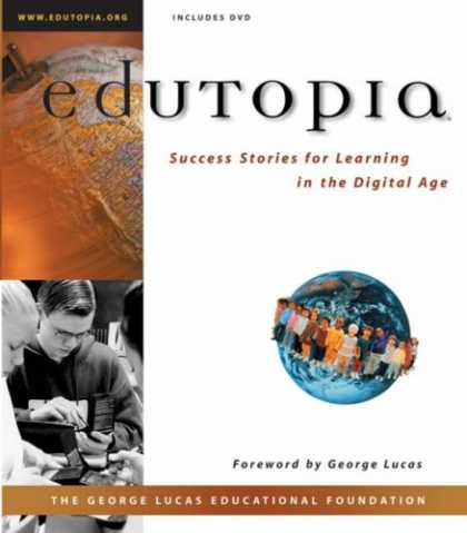 Books About Success - Edutopia: Success Stories for Learning in the Digital Age