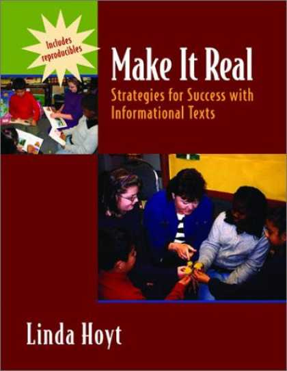 Books About Success - Make It Real: Strategies for Success with Informational Texts