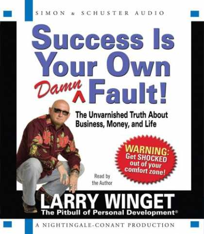 Books About Success - Success is Your Own Damn Fault