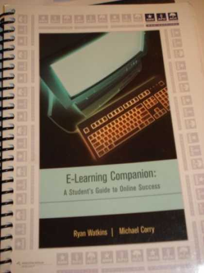 Books About Success - E-Learning Companion: A Student's Guide to Online Success