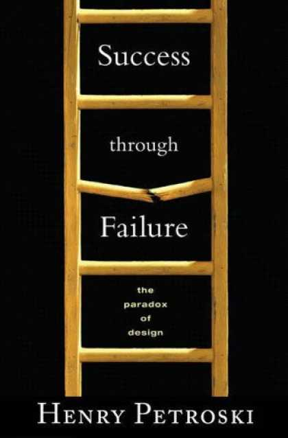 Books About Success - Success through Failure: The Paradox of Design