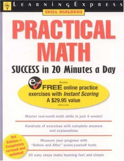 Books About Success - Practical Math Success in 20 Minutes a Day, 3rd Edition (Skill Builders)
