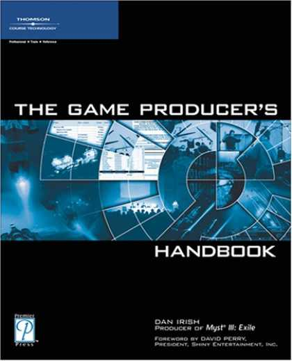 Books About Video Games - The Game Producer's Handbook