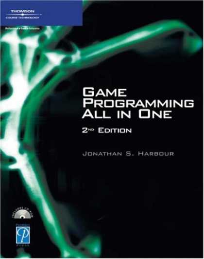 Books About Video Games - Game Programming All in One, Second Edition