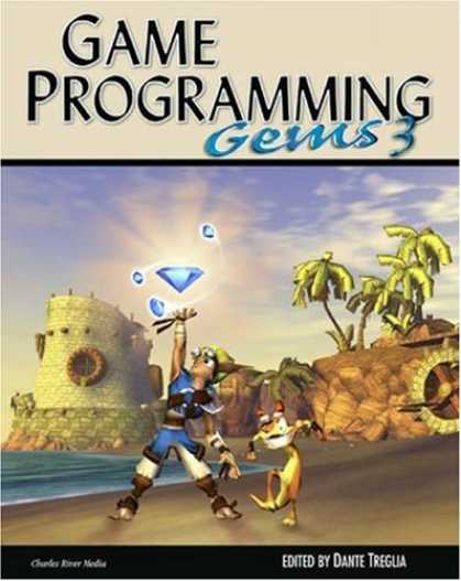 Books About Video Games - Game Programming Gems 3 (Game Programming Gems Series) (v. 3)