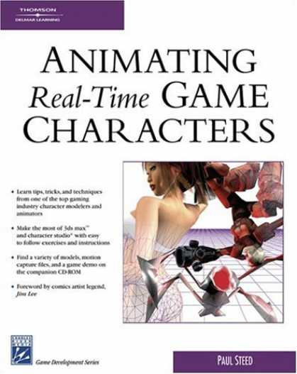 Books About Video Games - Animating Real-Time Game Characters (Game Development Series)