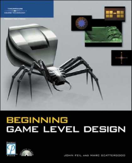 Books About Video Games - Beginning Game Level Design (Premier Press Game Development)