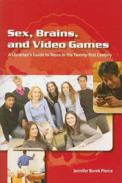 Books About Video Games - Sex, Brains, and Video Games