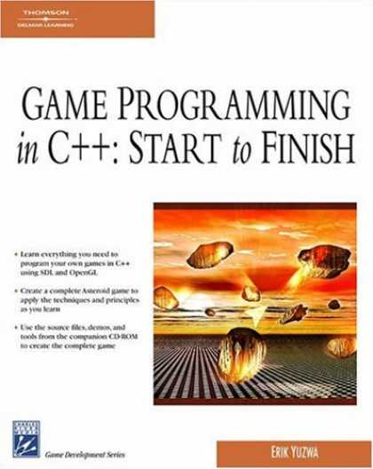 Books About Video Games - Game Programming in C++: Start to Finish (Game Development Series)