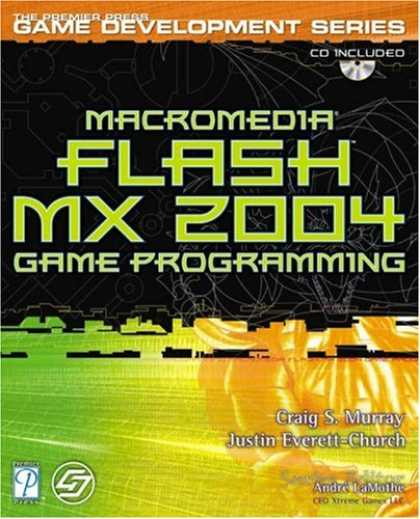 Books About Video Games - Macromedia Flash MX 2004 Game Programming