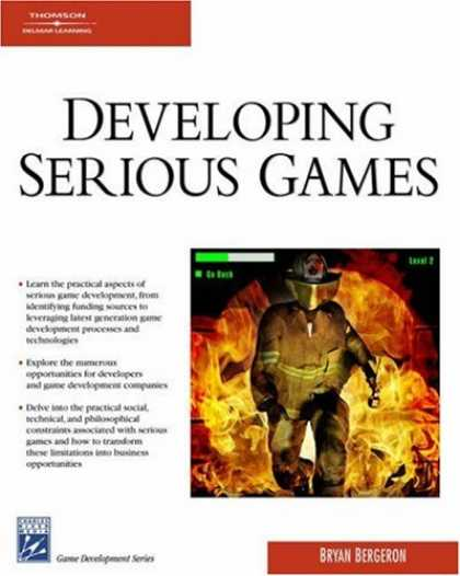 Books About Video Games - Developing Serious Games (Game Development Series)