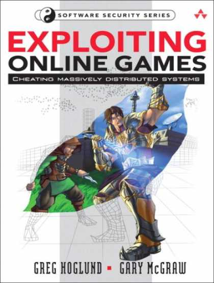Books About Video Games - Exploiting Online Games: Cheating Massively Distributed Systems (Addison-Wesley