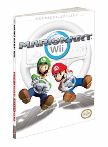 Books About Video Games - Mario Kart (Wii): Prima Official Game Guide (Prima Official Game Guides)