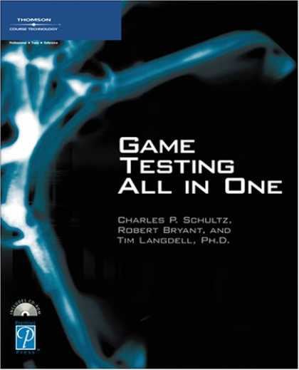Books About Video Games - Game Testing All in One (Game Development Series)
