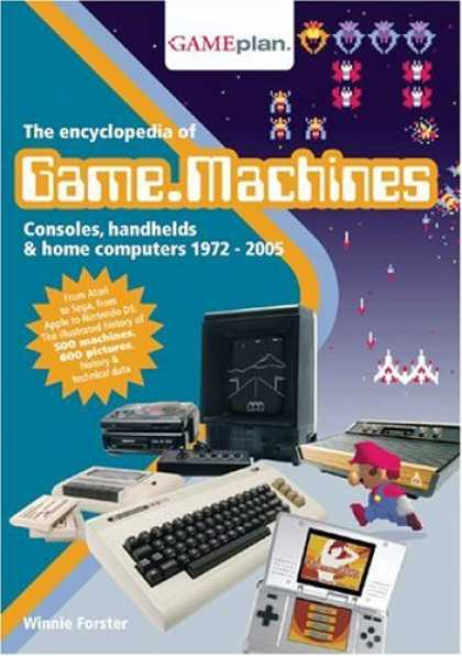 Books About Video Games - The Encyclopedia of Game Machines
