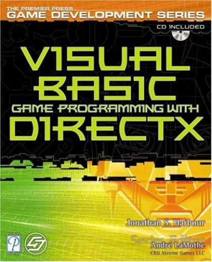 Books About Video Games - Visual Basic Game Programming with DirectX (The Premier Press Game Development S